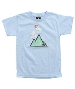 K2 Mountain Grom T-Shirt Powder Blue