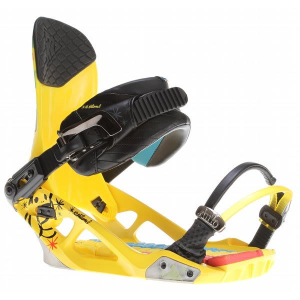K2 National Snowboard Bindings