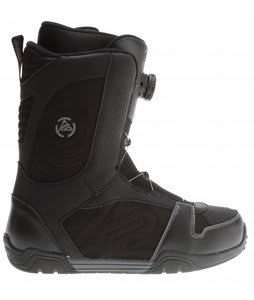 K2 Outlier Snowboard Boots Black