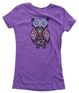 K2 Owl T-Shirt Purple