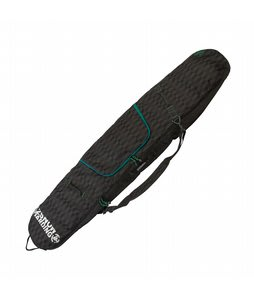 K2 Padded Snowboard Bag Grey/Black/Green 178