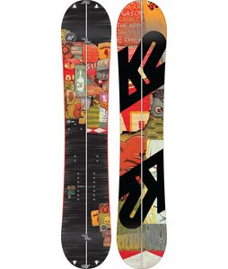 K2 Panoramic Splitboard Snowboard 162