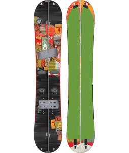 K2 Panoramic Splitboard Package Snowboard 154