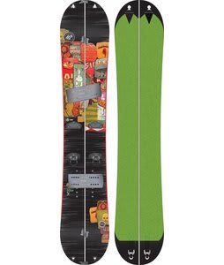 K2 Panoramic Splitboard Package Snowboard 168