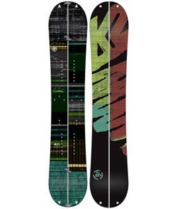 K2 Panoramic Splitboard 158