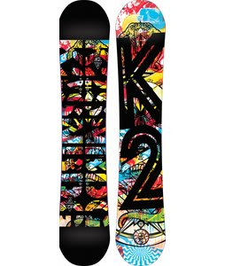 K2 Parkstar Wide Snowboard 157