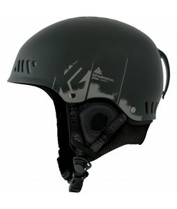K2 Phase Ski Helmet Black - Men's