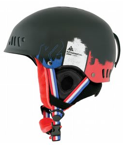 K2 Phase Pro Ski Helmet Vintage Black - Men's