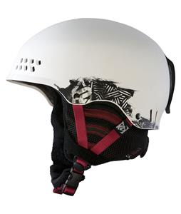 K2 Phase Pro Ski Helmet White