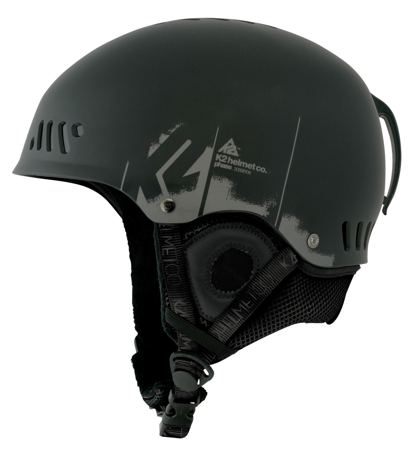 Shop for K2 Phase Ski Helmet Black - Men's