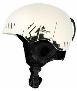 K2 Phase Ski Helmet White - Men's
