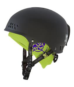 K2 Phase Team Ski Helmet Black