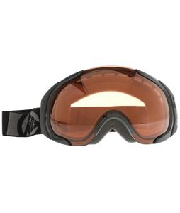 K2 Photoantic Goggles Black/Orange Biopic Lens