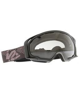 K2 Photophase Goggles Matte Black/Biopic Grey Lens