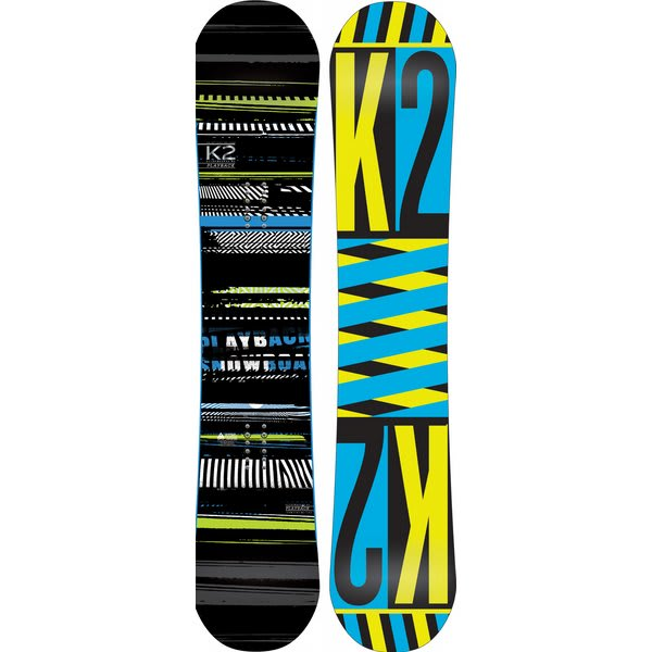 K2 Playback Wide Snowboard