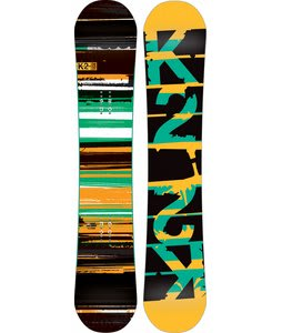 K2 Playback Snowboard 158