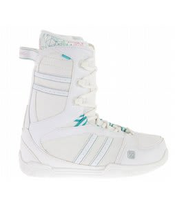 K2 Plush Snowboard Boots White