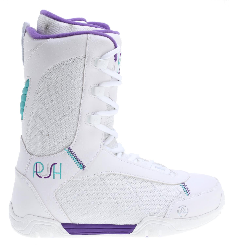 K2 Plush Snowboard Boots White Womens