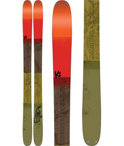 K2 Poacher Skis