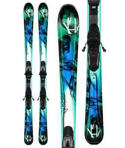 K2 Potion 72 Skis w/ Marker Fastrak3 10 Bindings
