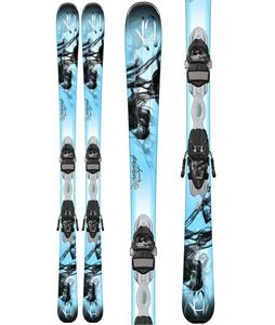K2 Potion 76 Skis w/ Marker ER3 10 Bindings