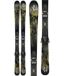 K2 Potion 80X Skis w/ Marker ER3 10 TC Bindings