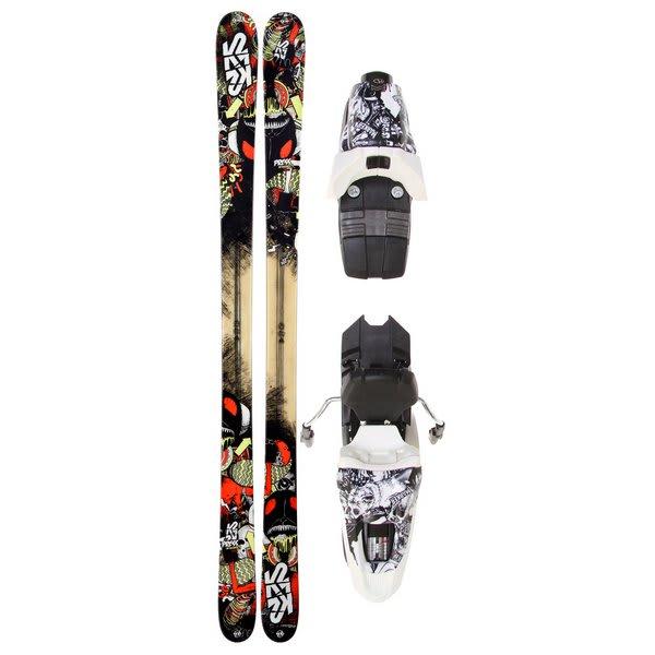 K2 Press Skis w/ Marker 10.0 Free Bindings