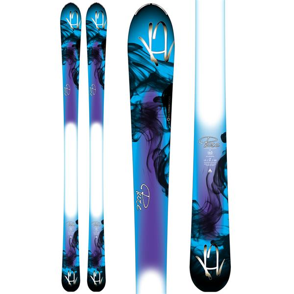 K2 Pure Skis