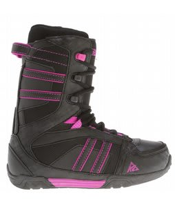 K2 Range Snowboard Boots Black