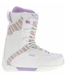 K2 Range Snowboard Boots White