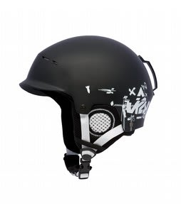 K2 Rant Ski Helmet Black - Men's