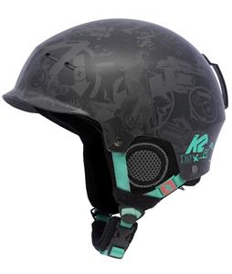 K2 Rant Pro Ski Helmet Black Factory