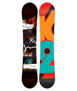 K2 Raygun Snowboard 153
