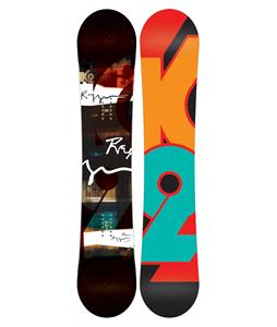 K2 Raygun Wide Snowboard 160
