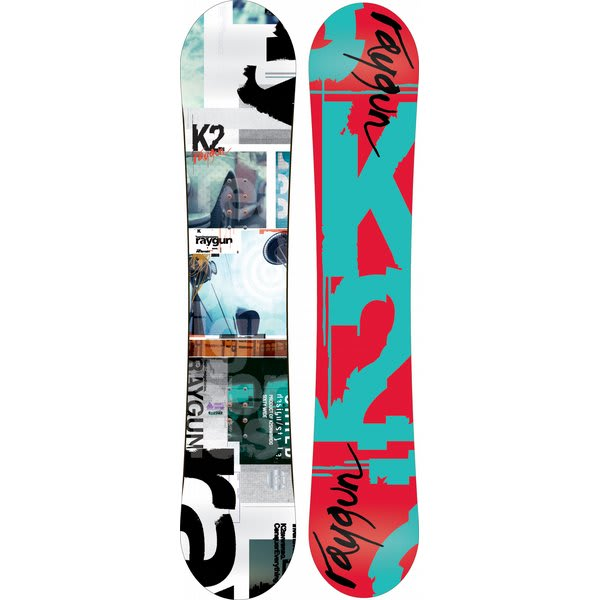 K2 Raygun Wide Snowboard