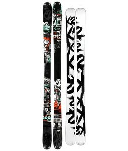 K2 Recoil Skis