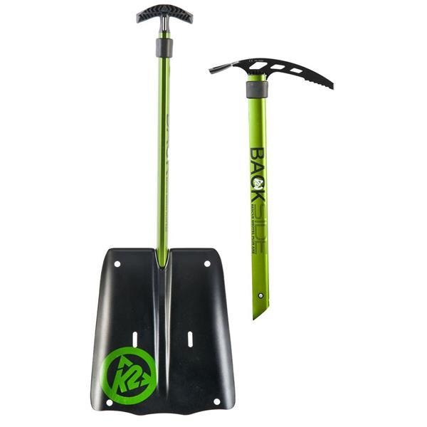 K2 Rescue Plus Ice Axe Shovel
