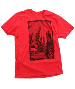 K2 Retallack Slim T-Shirt Red