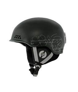 K2 Rival Ski Helmet Black