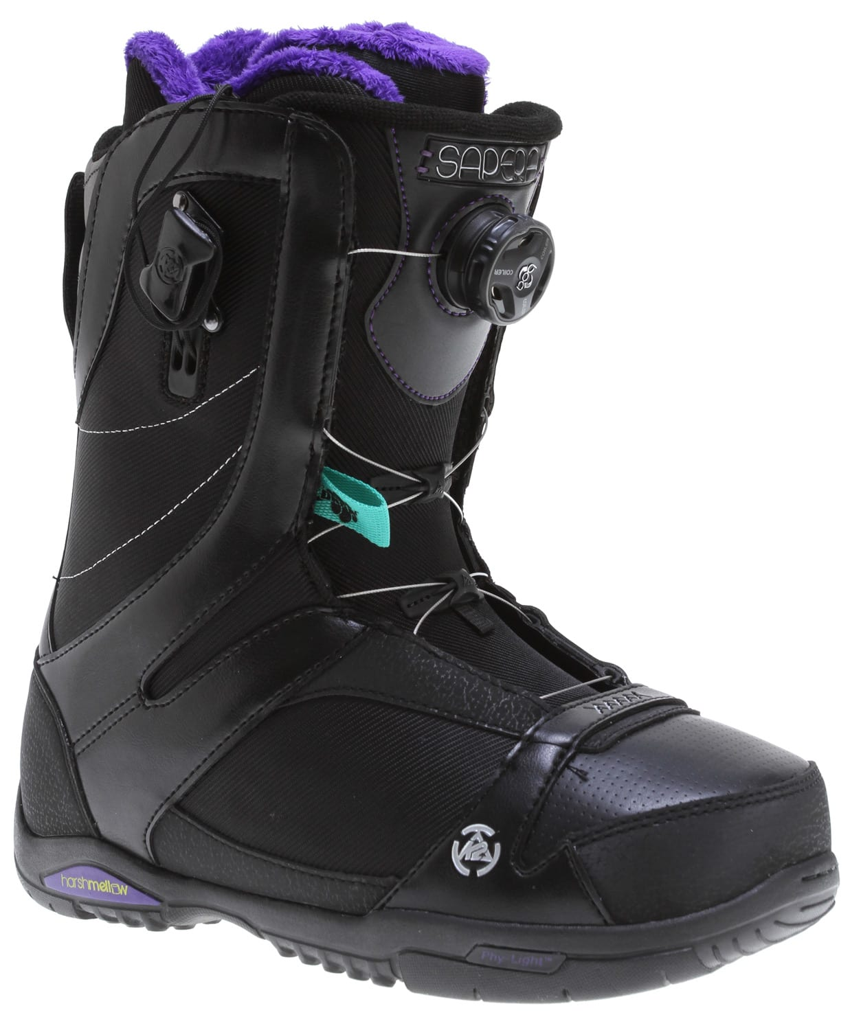 on sale k2 sapera snowboard boots womens up to 60