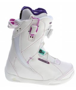 K2 Sapera Conda Snowboard Boots White