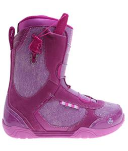 K2 Scene Snowboard Boots Purple