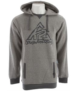 K2 Shipyard Hoodie Grey Heather