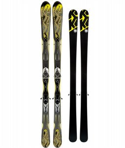 K2 Shockwave Skis w/ Marker M2 11 TC Bindings