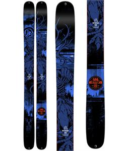 K2 Shreditor 120 Skis