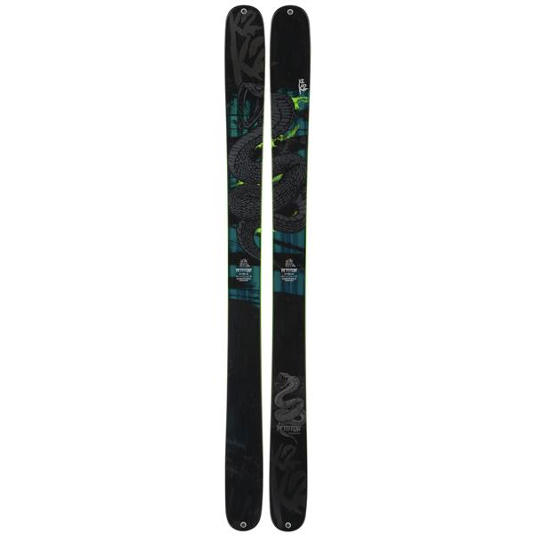 K2 Shreditor 120 The Pettitor Skis
