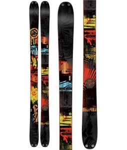 K2 Shreditor 92 Skis