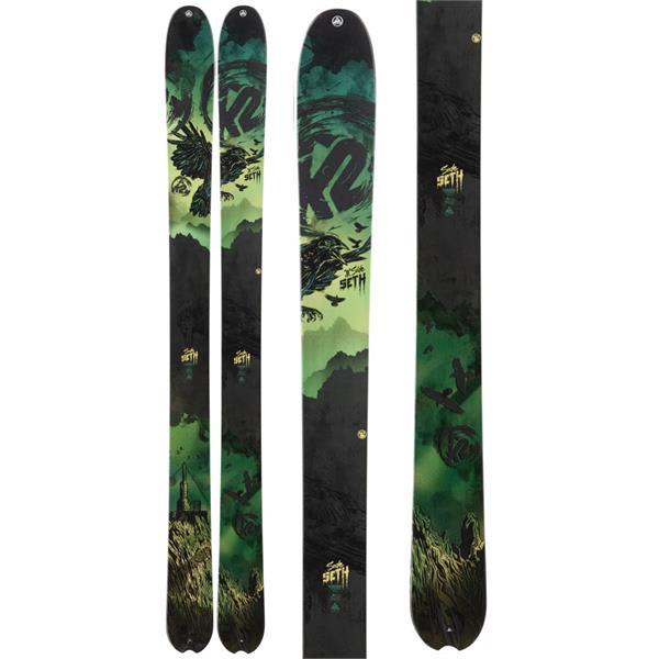 K2 Sideseth Skis