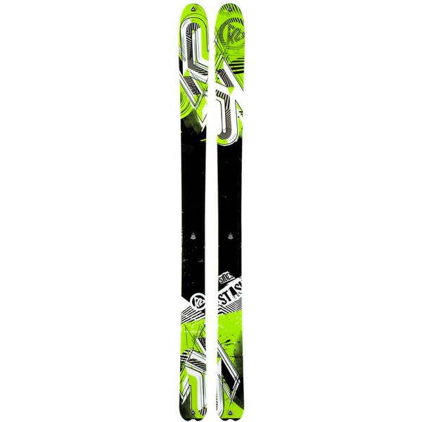K2 Sidestash Skis