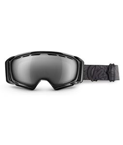 K2 Sira Goggles Black/Gray Methane Silver Trip